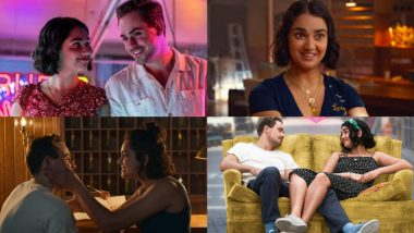 The Broken Hearts Gallery Trailer: Dacre Montgomery and Geraldine Viswanathan Welcome You to a World of Memories Where Romance Brews (Watch Video)