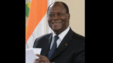 Ivory Coast President Alassane Ouattara Re-elected to Third Term