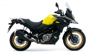 Suzuki Motorcycle India Expands BSVI Product Portfolio with V-Strom 650XT ABS Launch at Rs 8.84 Lakh