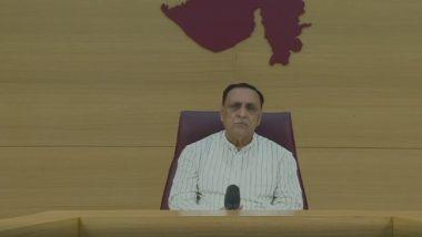 Night Curfew to Remain Imposed in Ahmedabad, Surat, Vadodara and Rajkot Till Further Orders, Announces CM Vijay Rupani