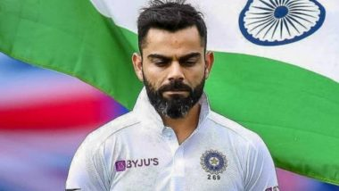 Virat Kohli Creates This Record Even Before Stepping on to The Pitch During IND vs NZ, WTC 2021