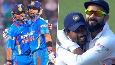 Virat Kohli Birthday Wishes: Suresh Raina, Wriddhiman Saha, VVS Laxman and Others Wish the RCB and Team India Captain As He Turns 32!