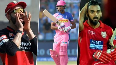 Happy Birthday Sanju Samson: Virat Kohli, KL Rahul Lead Cricket Fraternity in Wishing the Dashing Wicket-Keeper Batsman