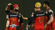 KKR vs RCB Preview: Likely Playing XIs, Key Battles, Head to Head and Other Things You Need To Know About VIVO IPL 2021 Match 31