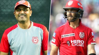 Glenn Maxwell Reacts to Virender Sehwag's '10 Crore Cheerleader' Jibe, Says 'Viru in Media for Such Statements'