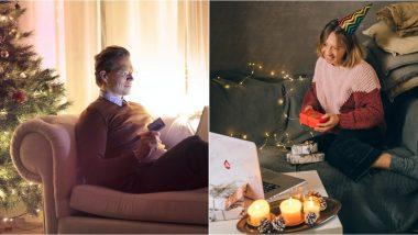 Christmas 2020 Virtual Celebration Ideas: From Online Secret Santa to Cocktail Party Night, 5 Ways to Celebrate X'Mas This Year