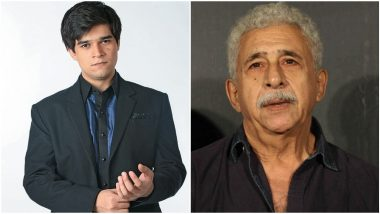Vivaan Shah, Son Of Veteran Actor Naseeruddin Shah, Tests Positive For COVID-19