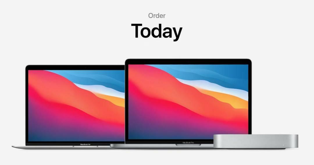 Apple MacBook Air, Mac Mini & MacBook Pro Launched
