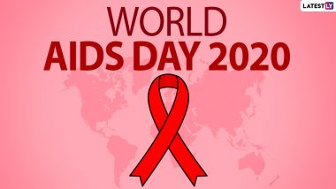 World AIDS Day 2020 Date and Significance: Know All About the Day That Creates Awareness About the Major Global Public Health Issue
