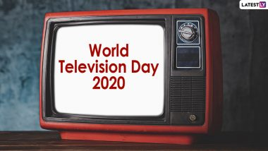 World Television Day 2020 Facts: Interesting Things to Know About TV And It's Journey Over the Years