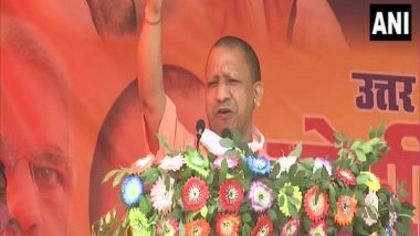 Bihar Assembly Elections 2020: People of Bihar Deserve Recognition for Voting Amid COVID-19 Pandemic, Says UP CM Yogi Adityanath at Rally in Katihar