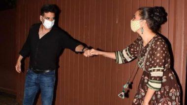 We're Loving Akshay Kumar and Lara Dutta's Fist Bumping Andaaz (See Pics)