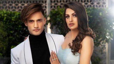 Is Himanshi Khurana Fasting for Asim Riaz? Her Karwa Chauth Video Sees Her Applying Mehndi on Hands