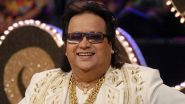 Happy Birthday Bappi Lahiri: 10 Songs by the Music Composer That Make for a Playlist Purer Than Gold