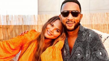 Chrissy Teigen and John Legend's Friends Give a Special Tribute to Their Late Son Jack (Watch Video)