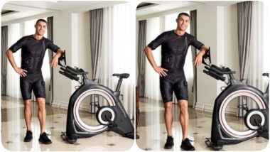 Cristiano Ronaldo Latest Picture Will Motivate You To Hit The Gym, Check Photo