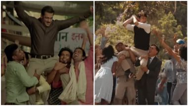 Salman Khan's Dabangg Copied a Musical Sequence From 500 Days of Summer and It Is Going Viral After a Decade (Watch Video)