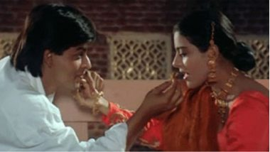 Karwa Chauth 2020: Five Scenes Of The Festival From Bollywood Movies That Will Always Be Remembered (Watch Videos)