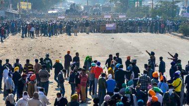 Farmers' Protest Allowed at Delhi's Nirankari Ground, Traffic Jams at Delhi-Gurugram Border - 10 Points on 'Dilli Chalo' Agitation
