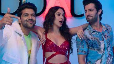 Indoo Ki Jawani Song Heelein Toot Gayi: Kiara Advani, Aditya Seal, Guru Randhawa Feature in This Passably Entertaining Number (Watch Video)