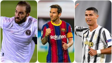 Gonzalo Higuain Excludes Cristiano Ronaldo & Lionel Messi From His List of Top Three Players