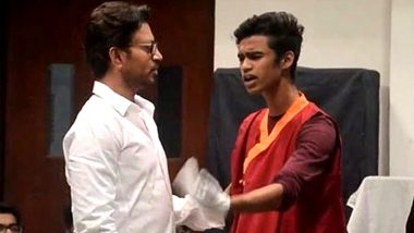 Irrfan Khan's Son Babil Khan Will 'Start Looking into Offers' for Films After May