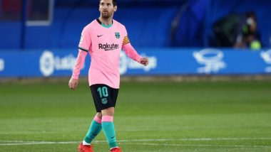 Lionel Messi Injury Update: Barcelona 'Moderately Optimistic' About Argentine's Fitness for Supercopa de Espana Final Against Athletic Bilbao