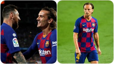 Ivan Rakitic Spills Beans on Relationship Between Lionel Messi & Antoine Griezmann, Says 'They Are Drink Mates'