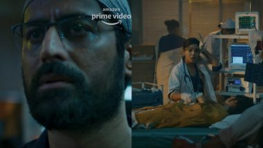 Mumbai Diaries 26/11 Teaser: Amazon Prime's Medical Drama Featuring Mohit Raina Looks Bloodcurdling (Watch Video)