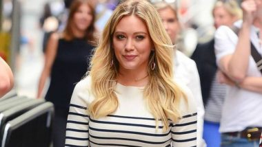 Mom-To-Be Hilary Duff In Quarantine After Being 'Exposed' To Coronavirus (View Pic)