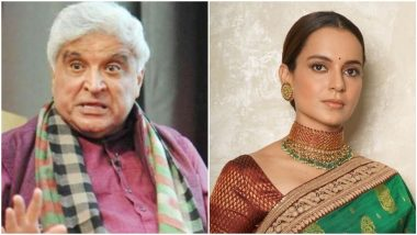 Javed Akhtar Files Defamation Case Against Kangana Ranaut for Dragging His Name in Sushant Singh Rajput Death Case