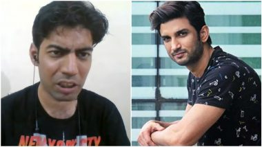 Vibhor Anand, Accused of Spinning False Conspiracies in Sushant Singh Rajput and Rhea Chakraborty's Narcotics Case, Gets Bail; Delhi Lawyer Says He Got Influenced By 'Republic'