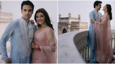 Kajal Aggarwal And Her Hubby Gautam Kitchlu Jet Off For Honeymoon! Actress Shares Pics On Instagram
