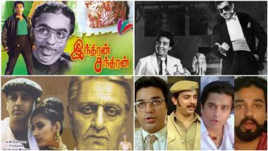 Kamal Haasan Birthday Special: 7 Awesome Films Where the Ulaganayagan Entertained Us in Multiple Avatars
