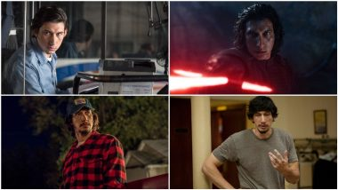 Adam Driver Birthday Special: From Adam Sackler to Kylo Ren, 7 Roles That Endeared This Hollywood Hunk to Us (LatestLY Exclusive)
