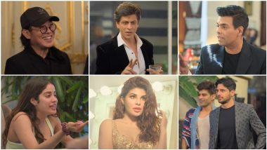 Fabulous Lives of Bollywood Wives: Shah Rukh Khan, Jet Li, Jacqueline Fernandez, Sidharth Malhotra and More – 18 Bollywood/International Celeb Cameos to Catch in the Netflix Reality Series (LatestLY Exclusive)