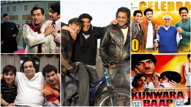 Before Sunny Deol's Apne 2, Five Popular Indian Movies That Featured Three Generations of Actors