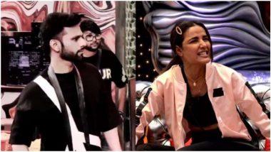 Bigg Boss 14 November 3 Episode: Eijaz Khan Saves Jasmin Bhasin, Pavitra Punia Gets Upset - 5 Major Highlights of BB 14