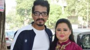 NCB Files Petition For Cancellation of Bharti Singh and Haarsh Limbachiyaa's Bail In Drugs Case