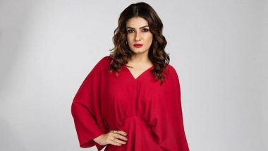 KGF Chapter 2 Actress Raveena Tandon Says She Has Always Enjoyed Doing Movies from South
