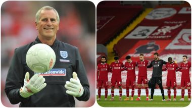 Team Liverpool Pays Tribute to Late Goal-Keeper Ray Clemence Ahead of Their Game Against Leicester City (See Pic)