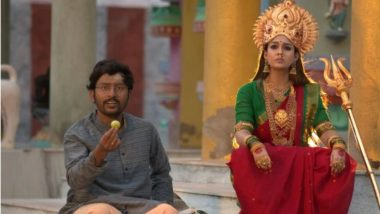 RJ Balaji: Remake Rights for PK Cost Us More Than the Budget of My Film, So We Wrote Mookuthi Amman (Watch Video - LatestLY Exclusive)