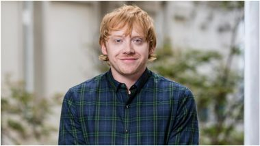 Rupert Grint AKA Ron Weasley Says He Has Not Seen All of Harry Potter Movies