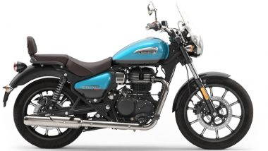 Meteor 350 Launched by Royal Enfield, All-New Cruiser to Be Available in Fireball, Stellar, Supernova Editions