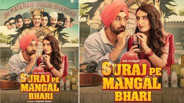 Suraj Pe Mangal Bhari Box Office: Manoj Bajpayee, Diljit Dosanjh's Film Fails To Draw Crowds To Theatres, But It Isn't All Bad News! (LatestLY Exclusive)