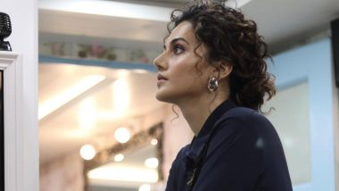 Taapsee Pannu Spills Piping Hot Tea As Reveals She Was Replaced In A Film Because Hero's Wife Said So