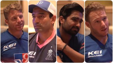 Jos Butler, Rahul Tewatia, David Miller & Robin Uthappa Break the Stigma by Talking About Periods, Rajasthan Royals Shares Video