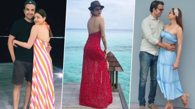 Kajal Aggarwal Shows How to Dress Up for Your Honeymoon the Right Way (View Pics)