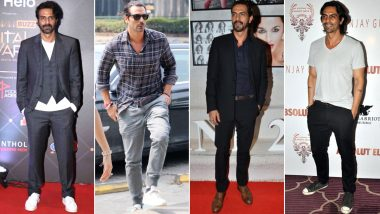 Arjun Rampal Birthday: With his Smart Casuals and Dapper Formals, He Joins the List of Best Dressed Men of B-town (View Pics)