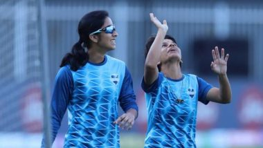 Supernova vs Velocity Women's T20 Challenge 2020 Toss Report and Playing XI Update: Velocity Wins Toss, Opts to Field
